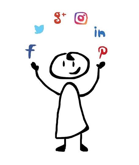 Social media - prowadzenie Facebooka, tworzenie grafik reklamowych